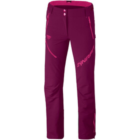 Dynafit Mercury 2 Dynastretch Pantalones Mujer, rojo